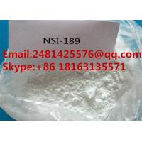 Buy cheap NSI189 Raw Steroid Powders Nsi-189 Phosphate CAS 1270138-41-4 For Improving Mood product