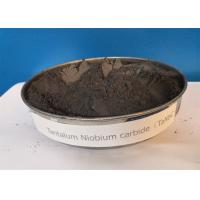 Buy cheap Cemented Carbide Powder FSSS 1.0-3.5um TaNbC 80/20 11.5g/cm3 density product