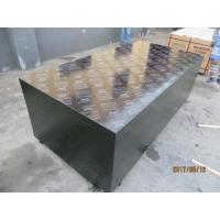 China KINGPLUS FILM FACED PLYWOOD,1250*2500*21MM.Construction plywood.building concrete, SHUTTERING, FORM WORK etc on sale
