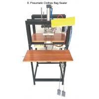 Buy cheap Manual Clothes Bag Sealing Machine Peripheral Machine Industrial Solid Material product