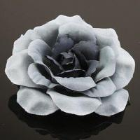 Buy cheap Brooch, Made of Metal Alloy, with Charm Flower Jean and Flower Decoration product