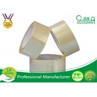 Bopp Self Adhesive Tape Strong Solvent Acrylic Adhesive Clear Packaging Tape
