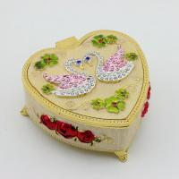 Buy cheap Heart Shape Jewelry Packaging Gift Box Wholesale product