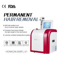 Buy cheap High Speed 808nm Diode Laser Skin Rejuvenation Machine / Hair Removal Systems product