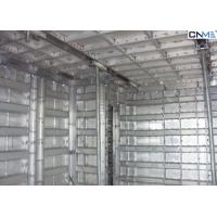 Buy cheap High Effective Natural Aluminium System Formwork , 64mm Thickness product