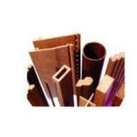 Buy cheap WPC Wood Plastic Profile Extrusion Machinery/Equipment/production line product