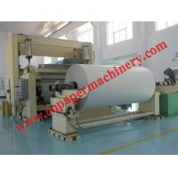 Buy cheap Slitter Rewinder Of Paper Machine product