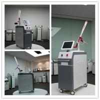 China Skin Refreshing Anti-acne Lighting Gel Q switched Nd Yag Laser Machine for Color Tattoo Removal on sale