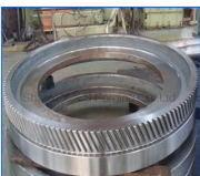 Buy cheap 2CrMo External Gear 81 Series Double Row Ball Rotation Slewing Bearing product