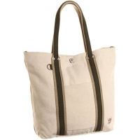 Buy cheap Recyclable White 35*37*11CM 10oz Canvas Grocery Tote Bags product