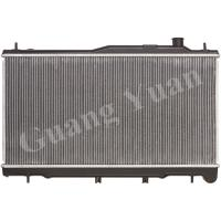 Quality 13281 Water Cooling Car Radiator , Subaru Legacy Radiator Replacement With Plastic Tank for sale