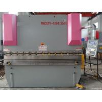 Buy cheap Precision Steel  Hydraulic Shearing Machine Easy Operation Pipe Bending Machines product