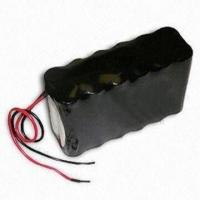 Buy cheap Rechargeable Li-FePO4 Battery with 3.6V Voltage and 100Ah Resistance product