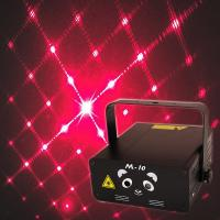 Buy cheap DJ nightclub party KTV room mini laser light  wholesale M-10 140mw Green&Red high quality stage laser lighting Factory product