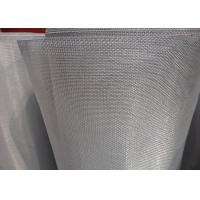 Buy cheap 18 X 16 Mesh Bright Stainless Steel Insect Screen Light Weight With Uniform Finish product