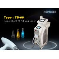 China Elight+IPL+ND YAG Laser Elight Hair Remove Face Lift Tattoo Removal Equipment wholesale