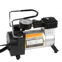 Buy cheap Mini Small Metal Air Compressor 140PSI  With Watch Provide OEM Service product