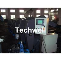 Buy cheap High-tech Hydraulic CNC Slitter and Folder Machine For 0.3 - 1.5mm Thickness product