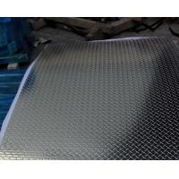 Buy cheap Strength Aluminum Sheet Rolls Cold Forming No Coated Embossed for Boat product
