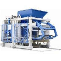 Buy cheap 120KN Exciting Force Sand Brick Making Machine, Full Automatic Block Maker Machine product