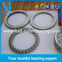 Quality Customized Sweden Original 51113 Thrust Ball Bearing , Steel Cage Bearing for sale