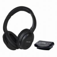 China Infrared Wireless Headphones for TV/Audio System, with High-quality, Built-in Battery and Speakers on sale