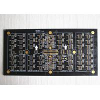 Buy cheap Lead Free Multilayer HDI Printed Circuit Boards FR4 HASL Surface Treatment product