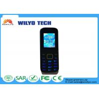 Buy cheap Black Features Phone Music Whatsapp Wechat Skype 2.0Mp With Flashlight from wholesalers