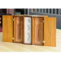Buy cheap Gloss Finished Offset Wood Jewelry Boxes , Decorative Gift Boxes CE FSC product