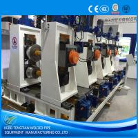Buy cheap Full Automatic Tube Mill Equipment Directly Forming PLC Control ISO9001 product