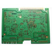 Buy cheap Gold Finger HASL Electronic Printed Circuit Board with Hard Gold Plating from wholesalers