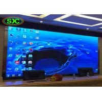 Buy cheap Company lobby/conference room Wall mouted high definition smd p4 lled creen product