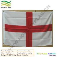China St. George Polyester Flag, England Flag (NF05F03006) wholesale