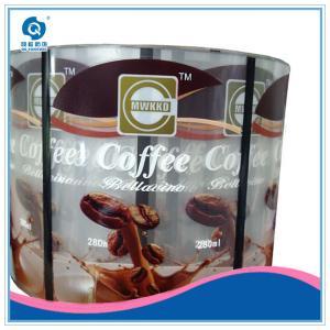 Buy cheap PVC transparente do branco, fabricação das etiquetas da etiqueta da garrafa do ANIMAL DE ESTIMAÇÃO product