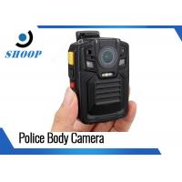 Audio Video Bluetooth Police Body Mounted Cameras High Definition 32GB
