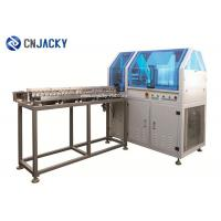 Buy cheap 5.5KW High Speed Plastic Card Punching Machine PLC Control 18000 Cards/hour product