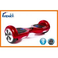Buy cheap Self Balancing Electric Bluetooth Scooter Hoverboard With LED Lights product
