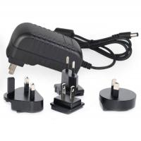 Buy cheap Interchangeable 12V 2000MA 24W Switching Power Supply Adapter With 3 Years from wholesalers