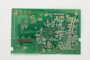 Buy cheap LED Shower Head Rigid-Flex PCB  Printed Circuit Board Assemblies   Grand product