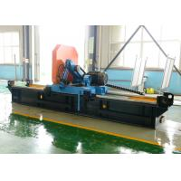 Buy cheap Economical CNC Cold Cutting Pipe Equipment / Cold Circular Saw Cutting Machine product