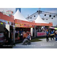 Buy cheap 3m / 4m / 5m Small Pagoda Tent For Celebrations , Sports , Trade Shows product