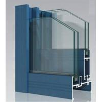 Buy cheap Powder Painted 6063-T5 Aluminum Window Extrusion Profiles With  tapping product