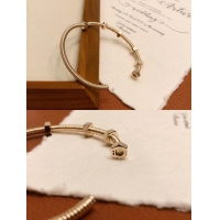 Buy cheap B6049617 High End Custom Jewelry Cartier Style Bracelet 18K White Gold from wholesalers