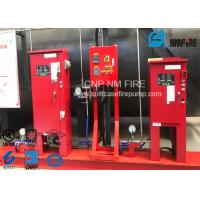 Buy cheap High Precision Diesel Fire Pump Control Panel For Fire Fighting UL / FM Approved product