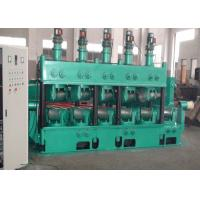 Buy cheap Seamless Alloy Steel Tube Straightening Machine With 100m/min 820mm product