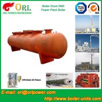 Buy cheap Carbon Steel Boiler Steam Drum 100 Ton Per Month for Power Station product