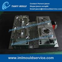 Buy cheap plastic sweet packaging containers mould, 500ml iml label container mould, iml moulding product