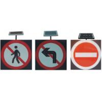 Buy cheap 3M Reflector LED Solar Traffic Signs product