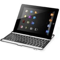China Ultra thin Mobile Bluetooth Wireless Keyboard Dock Front Case for Apple iPad 3 on sale
