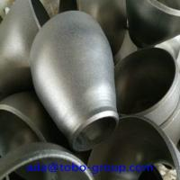 Buy cheap Stainless Steel Reducer Butt Welded Pipe Fittings WP348H 1/2'' SCH40s product